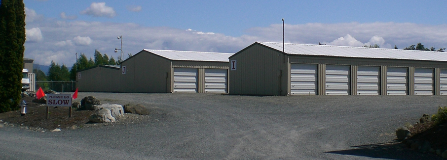 Over 500 units all ground level u2022 Sizes 3x3 to 12x30 u2022 Heated and unheated units available u2022 Outdoor storage for RVs boats cars etc. & Home - Ferndale Mini Storage Inc - Ferndale WA